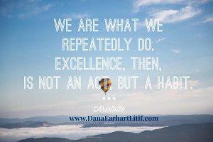Dana Earhart Litif Quote - Women in Business Las Vegas