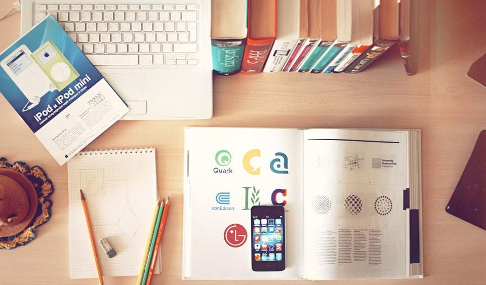desk creative inspiration Brian Reese