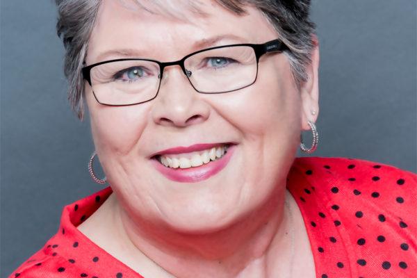 DevraBetts-author podcaster